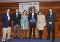 Premio Antonio Aranzábal al empresario familiar 2014