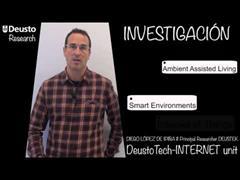 Deusto Research: Diego López de Ipiña. Deusto Tech-INTERNET unit.